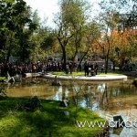 Autumn in Lovers Park