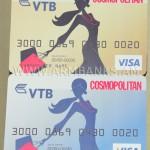 Банк ВТБ (Армения), журнал Cosmopolitan и Visa презентовали ко-брендовую карту для женщин