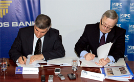BYBLOS BANK ARMENIA to get $10 mln from IFC for expanding mortgage lending and housing energy efficiency