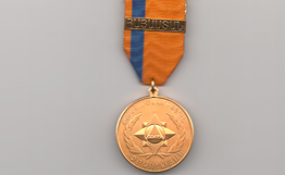 Chairman of Anelik Bank's board awarded Armenian Emergency Ministry's medal for preventing emergency situations