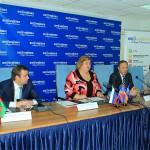 Пресс-конференция, приуроченная к 15-летию страховой компании «ИНГО Армения»