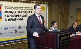 Саркисян назвал 2013 год переломным для Армении в контексте развития электронных платежей