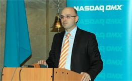 Наличие международных рейтингов позволит компании привлекать иностранный капитал – глава NASDAQ OMX Armenia