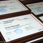 Семинар «Академия финансирования торговли» банка HSBC впервые прошел в Ереване