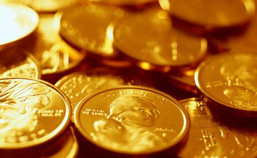Золото на COMEX сегодня впервые с середины апреля 2014г. превысило ценовую отметку $1315 за унцию