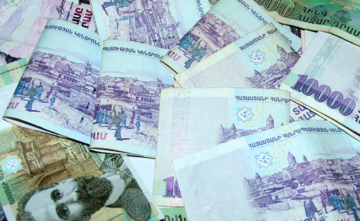 Armenian banks' lending to resident companies Shrinks 0.9% to AMD 1727.9 billion in January 2014