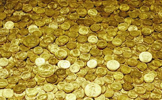 Золотовалютные резервы РФ обновили свой более чем трехлетний минимум, опустившись ниже отметки $485 млрд.