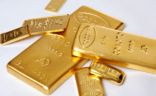 Gold buying price down 1.8 percent