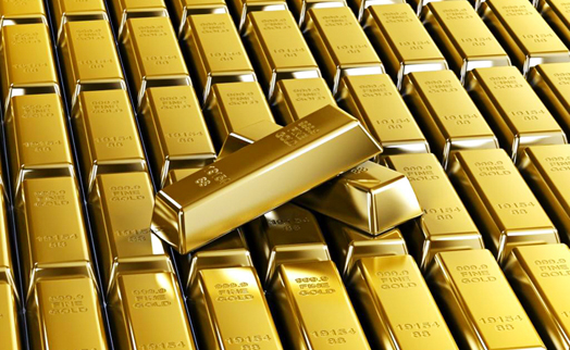 Gold buying price fell by 1.7% to 15,574.57 drams in Armenia