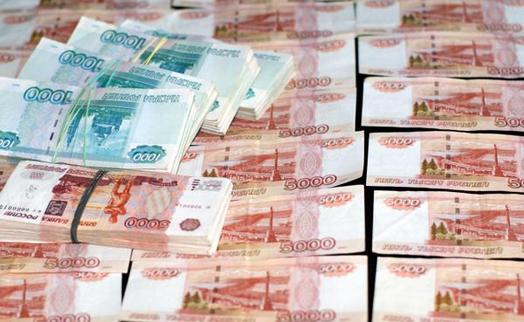 Рубль вырос до максимума за 12 дней