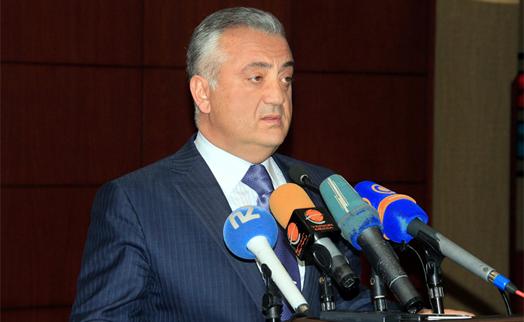 Глава ЦБ Армении примет участие в конгрессе стран-членов ВБ в Амстердаме