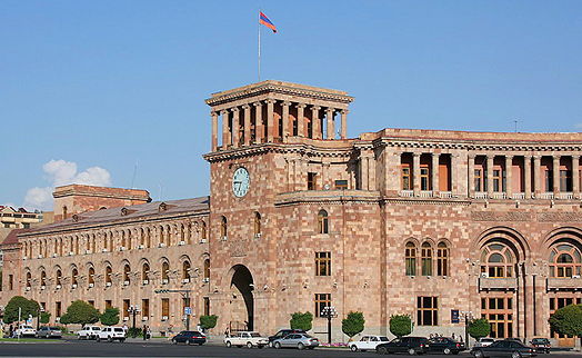 Armenian government approves plan of measures to reform financial management system