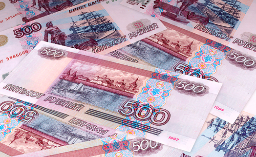 Russian ruble in Yerevan exchange offices shows unprecedented fall
