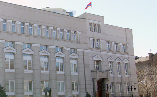 Armenian central bank's total liabilities shrink 1.2% to AMD 1 397 billion