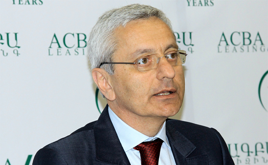 CEO of ACBA-CREDIT AGRICOLE BANK dies untimely