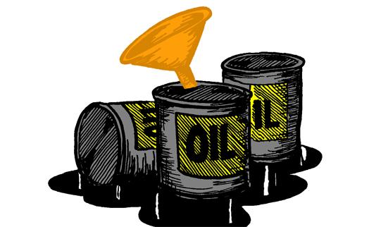 Благодаря ЕЦБ нефть обновила годовые максимумы
