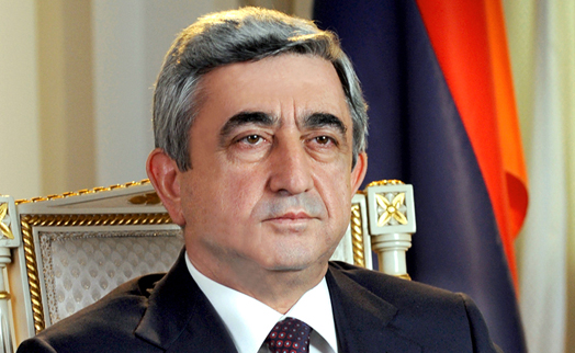 Armenia's reserves sufficient for guarding against financial instability – president