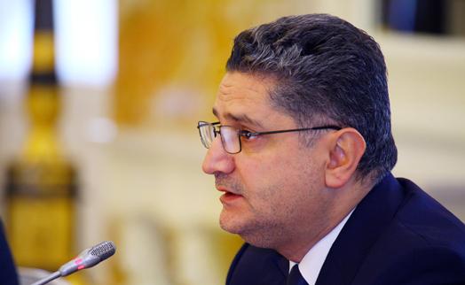 К 2025 году в рамках ЕАЭС должен быть сформирован единый финансовый рынок – Саркисян