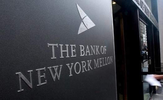 Чистая прибыль Bank of New York Mellon в III квартале 2013г. выросла на 34% - до 967 млн долл.