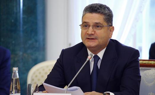 Тигран Саркисян призвал расширить полномочия ЕЭК