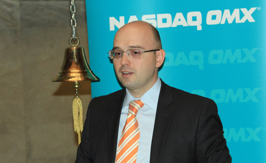 Rally expected to be seen in foreign currency transactions at Armenian stock market in December