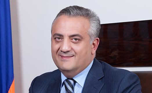 Head of Armenia's CB to attend German-Armenian Fund supervisory board meeting in Frankfurt