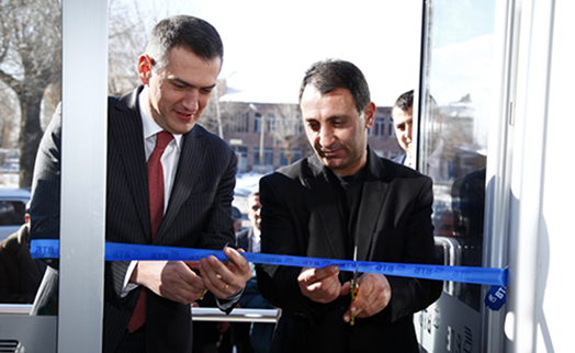VTB Bank (Armenia) reopens renovated branch in Amasia