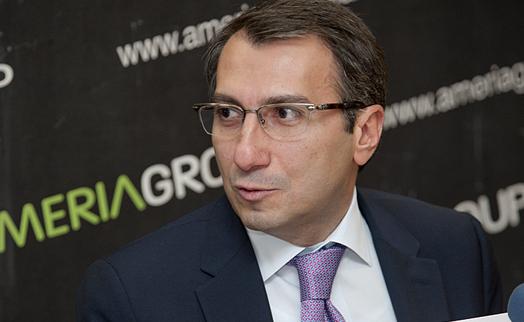 Союз банков Армении возглавил гендиректор Америабанка Артак Анесян