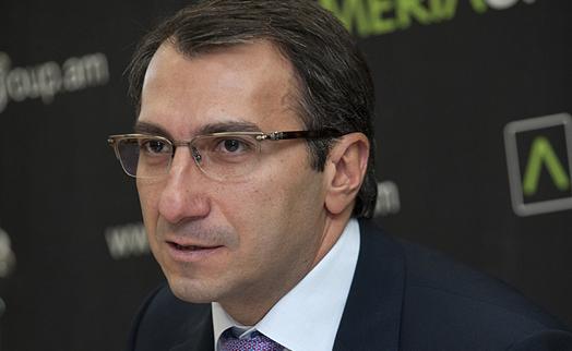Հայկական բանկերը տրամադրել են 900 մլն դոլարի վարկեր`ապահովելով տնտեսական ակտիվության բարձր ցուցանիշ`9,2% . ՀԲՄ նախագահ