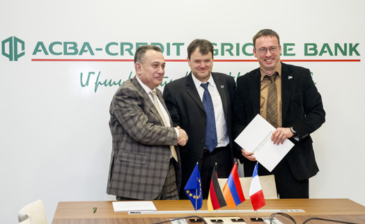 ACBA-CREDIT AGRICOLE BANK AND Germany's NABU to support development of ecotourism in Armenia
