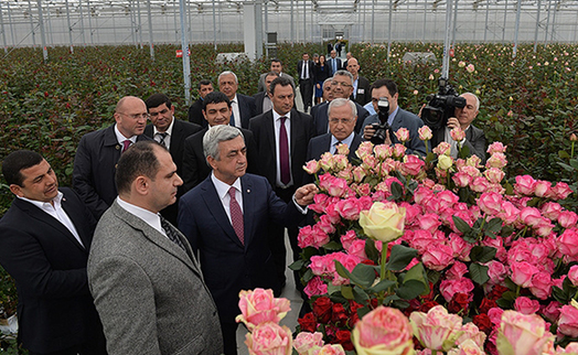 Ecotomato Company opens new Greenhouse with support from VTB Bank (Armenia)