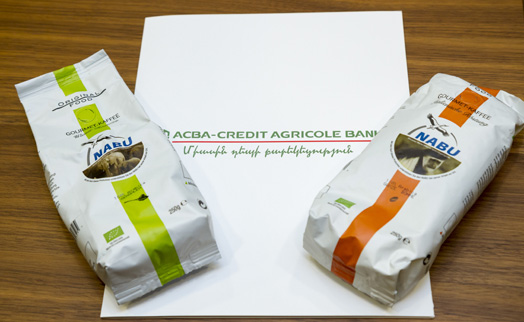 ACBA-CREDIT AGRICOLE BANK names winners of  free certification of organic agriculture products program
