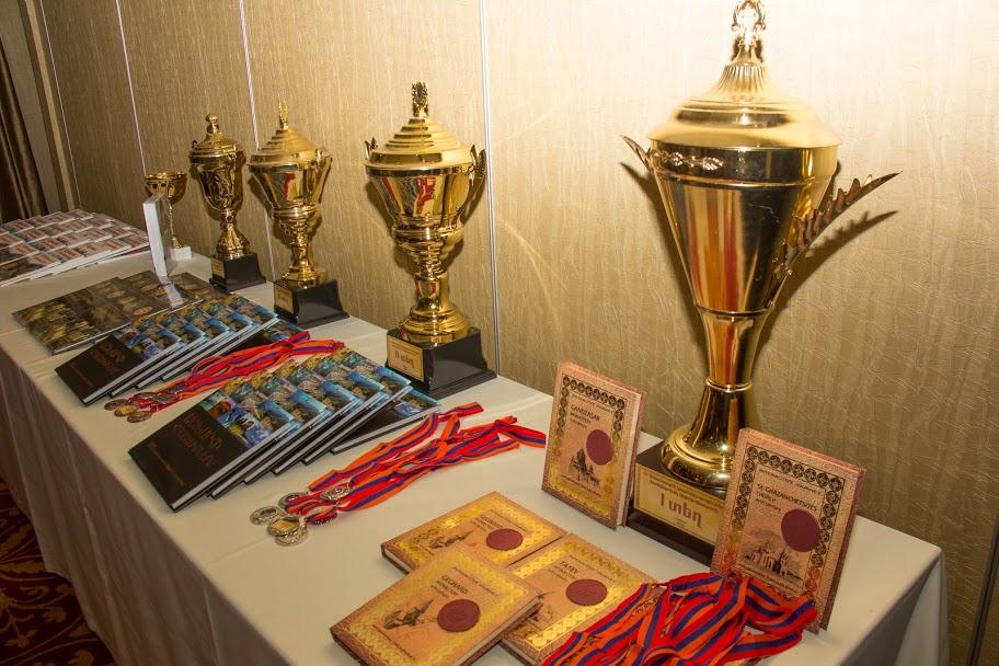 Ardshinbank wins first Armenian intellectual quiz festival