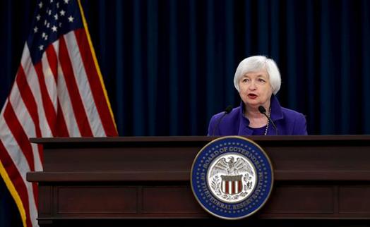 Йеллен поддержала постепенное повышение ставки