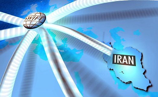 Иранский Центрбанк отключили от системы SWIFT