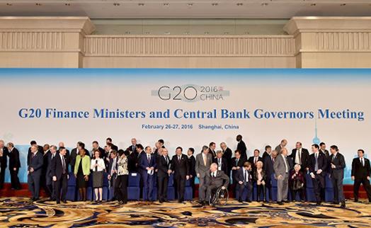 Страны G20 пообещали задействовать все инструменты для ускорения роста