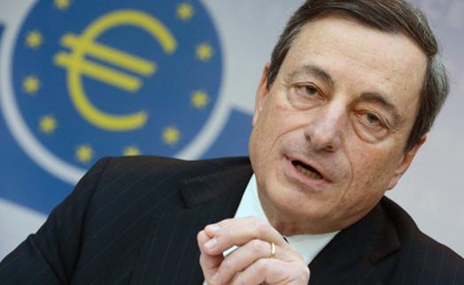 Планы Драги ударили по евро