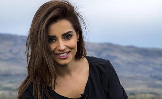 Глава пресс-службы ЦБ Армении родила первенца