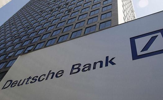 ФРС оштрафовала Deutsche Bank на $156,6 млн.