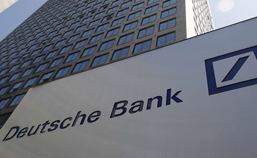 Deutsche Bank оштрафован в США на $425 млн за вывод из РФ $10 млрд