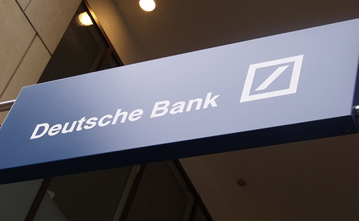 Deutsche Bank потерпел убытки в полмиллиарда евро