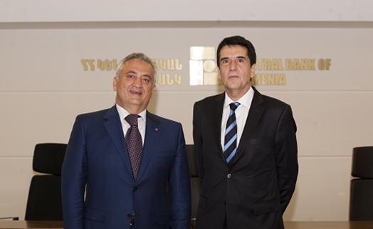 Глава Нацбанка Аргентины готов содействовать укреплению армяно-аргентинских связей