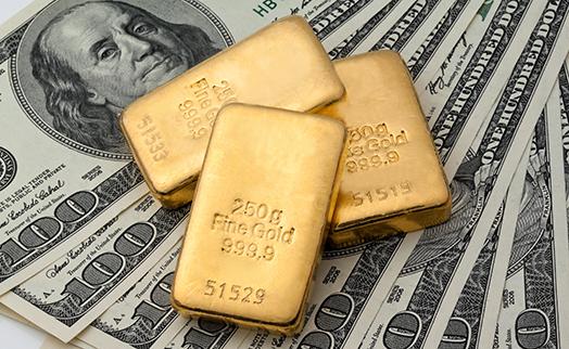 Котировки золота обновили максимум с 2013 года на фоне напряженности между США и Ираном