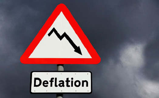 Armenian central bank expects deflation to slow down in second half