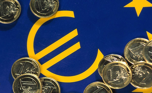 Inflation in eurozone slowed to 1% in July