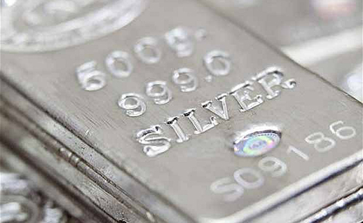 Цена на серебро превысила двухлетний максимум