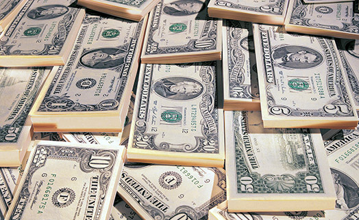 Armenia's gross international reserves grow 4.3% to $2 103.3 million in July