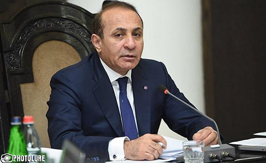 ՀՀ վարչապետը հայտարարել է հրաժարական տալու իր որոշման մասին