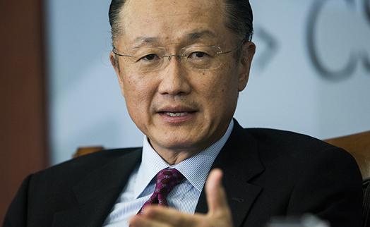 Президент ВБ переизбран на должность главы организации