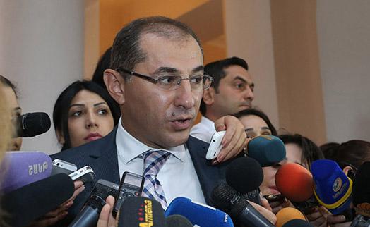 Уровень госдолга  Армении по итогам 2016 года достигнет 54,4% от ВВП – министр